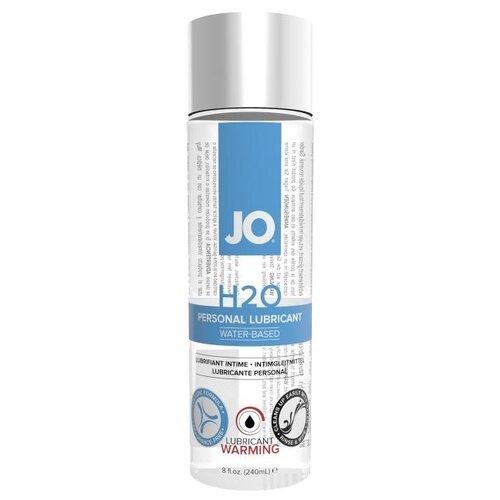 Гель-смазка JO H2O Warming 240 мл флакон