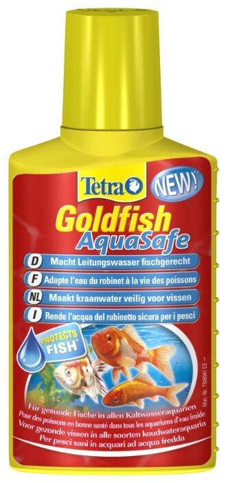 Tetra Goldfish AquaSafe средство для подготовки водопроводной воды