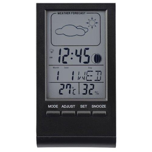 Метеостанция Perfeo Angle (PF-S2092) черный perfeo 533 2 автодержатель для смартфона до 6 5 на воздуховод магнитный с опорой черный красный pf a4348