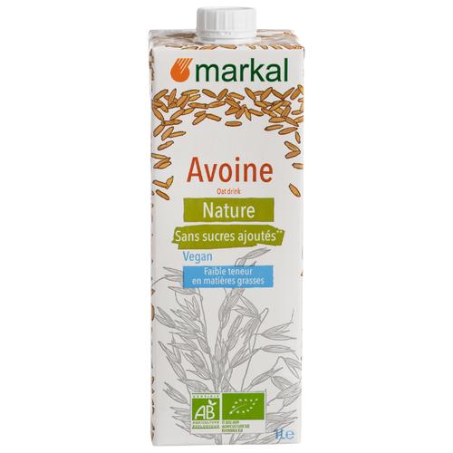 Овсяный напиток Markal Avoine 1 л