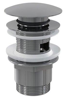 Донный клапан полуавтоматический для раковины RAVAK X01437