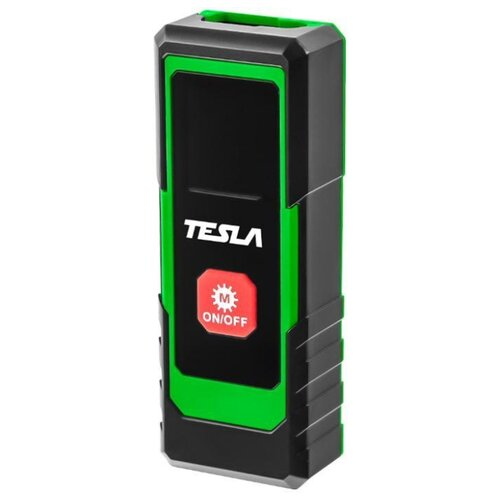 Лазерный дальномер Tesla D20 черный/зеленый браслет tesla rovermate fit 05 черный