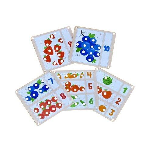 Raduga Kids Набор карточек Изучаем счет (RK1009)