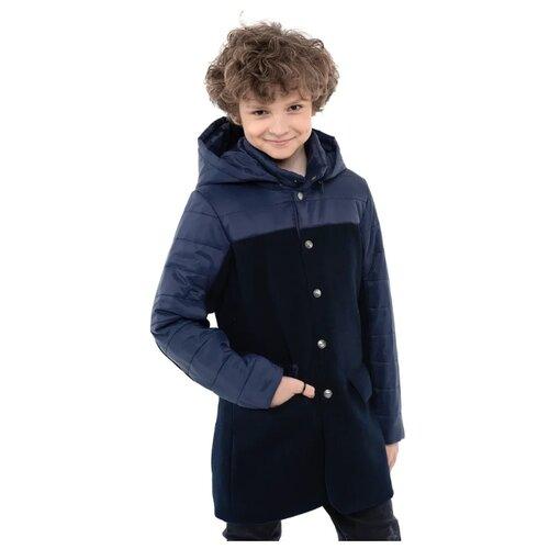 Куртка Talvi 08140 размер 152/76, синий брюки smena 39146 39148 39144 39149 39147 размер 152 76 ярко синий