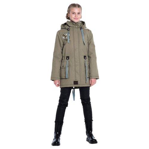 Купить Парка Talvi 88220 размер 140/68, 82_олива, Куртки и пуховики