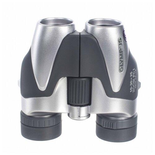 Купить Бинокль Olympus 10-30x25 Zoom PC I серый/черный