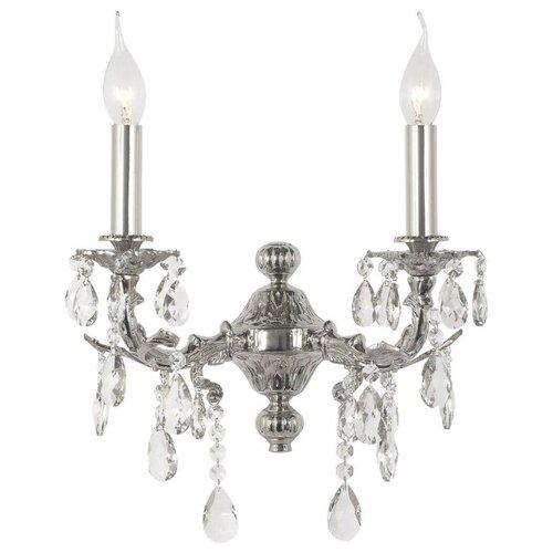 Фото - Настенный светильник Dio D'Arte Aosta E 2.1.2.200 N, 80 Вт настенный светильник dio d arte aosta e 2 1 1 600 g 40 вт