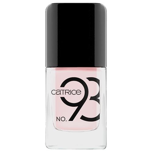 Лак CATRICE ICONails Gel Lacquer, 10.5 мл, оттенок 93 so many polish, so little nails