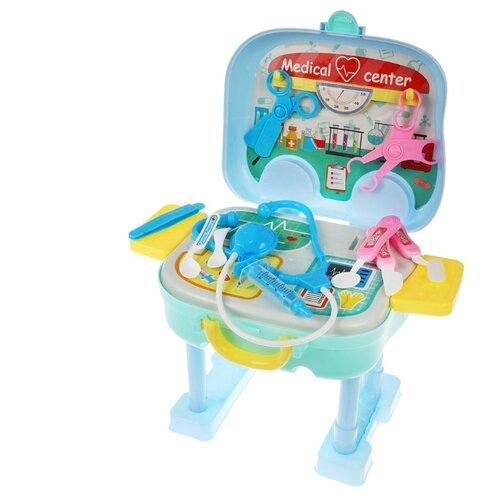 Купить Набор доктора Наша игрушка в чемоданчике (860), Играем в доктора