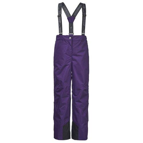 Купить Брюки Oldos ASS072TPT20 размер 122, фиолетовый, Полукомбинезоны и брюки