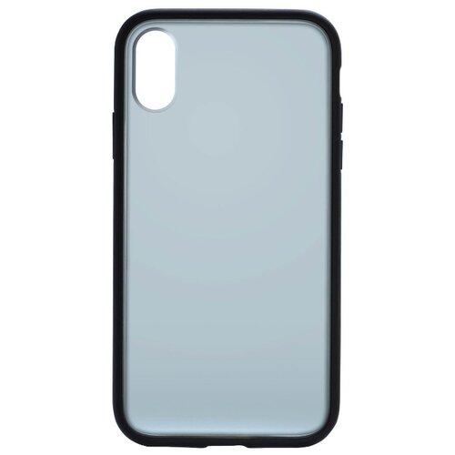 Чехол Gurdini Shockproof touch для Apple iPhone Xs Max черный