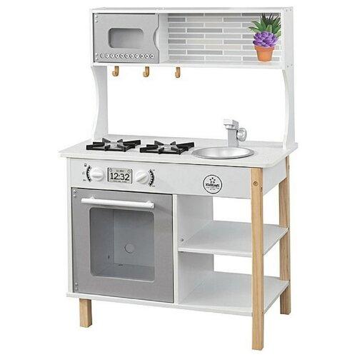 Кухня KidKraft Время игры 53370 серый кухня катюша vk16