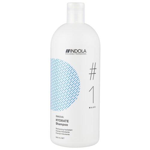 Indola шампунь Innova Hydrate #1 wash 1500 мл крем для создания локонов 150 мл indola indola стайлинг