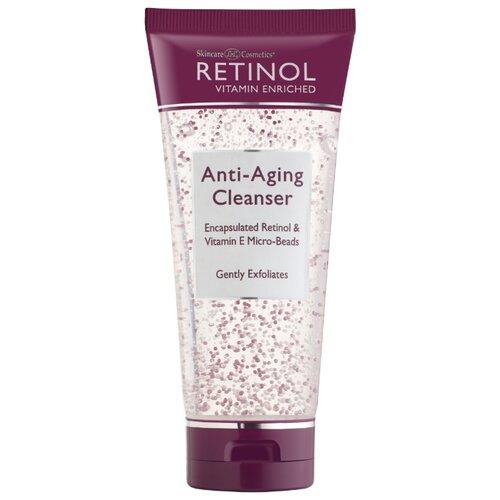 Гель Retinol Anti-Aging Gel Cleanser очищающий для мягкой эксфолиации, 150 мл