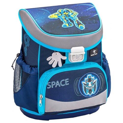 Belmil Ранец Mini-Fit - Space (405-33/812), синий