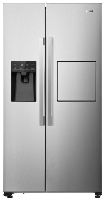 Холодильник Gorenje NRS 9181 VXB — купить по выгодной цене на Яндекс.Маркете