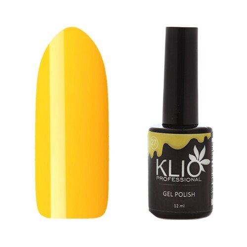 Гель-лак для ногтей KLIO Professional Фруктовое мороженное, 12 мл, оттенок №027 недорого