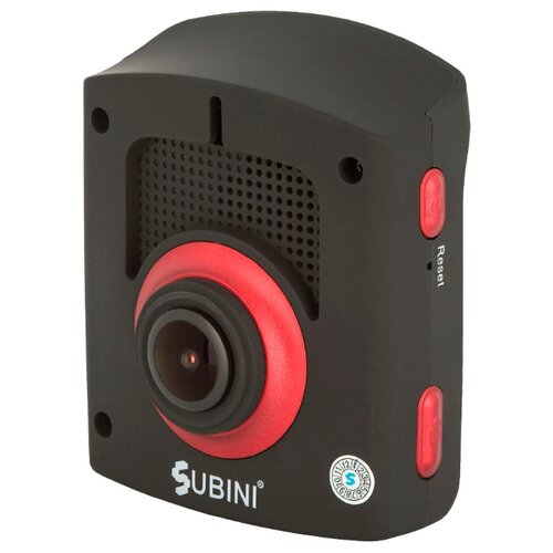 Видеорегистратор Subini GD-625RU GPS ГЛОНАСС черный.
