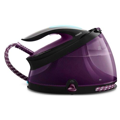 Фото - Парогенератор Philips GC9420 фиолетовый/черный парогенератор philips gc7808 40
