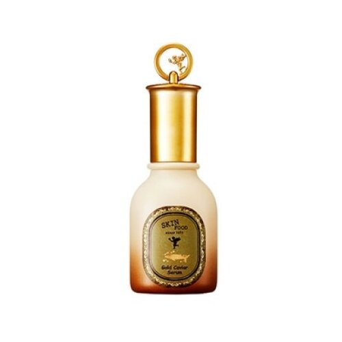 Skinfood Gold Caviar Serum Сыворотка для лица, 45 мл gold caviar collagen serum