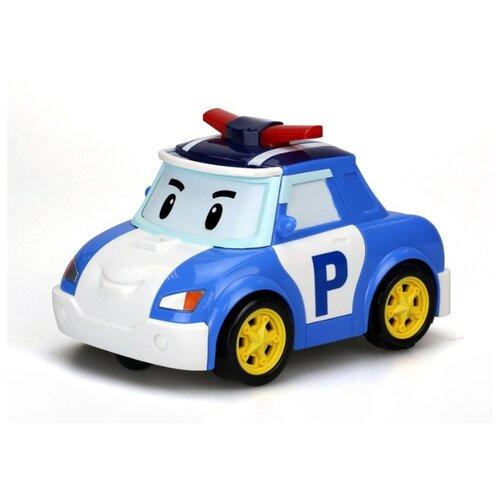 цена на Легковой автомобиль Silverlit Robocar Poli Поли (83320) 14 см белый/синий