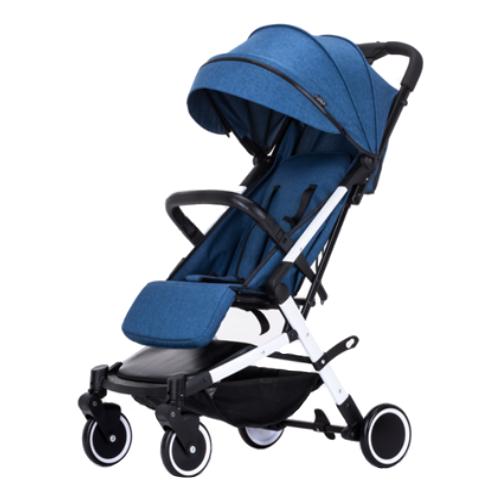 Прогулочная коляска Oley 308 синий