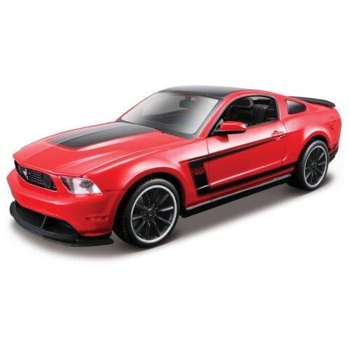 Купить Maisto Машинка 1:24 Ford Mustang Boss 302 SPAL, красная , Машинки и техника