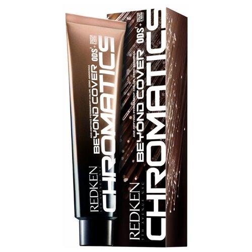 Купить Redken Chromatics Краска для волос Beyond Cover, 7.23/7IG iridescent gold