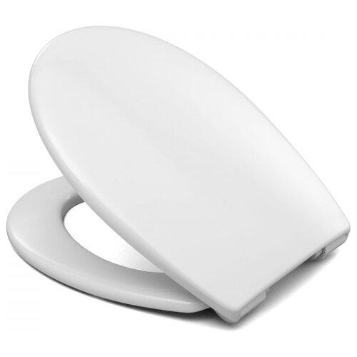 Крышка-сиденье для унитаза HARO Favos дюропласт с микролифтом белый сиденье для унитаза с микролифтом haro manta 4016959143060