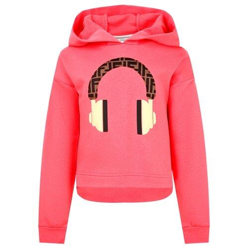 Худи FENDI размер 128, розовый худи fendi размер 164 серый
