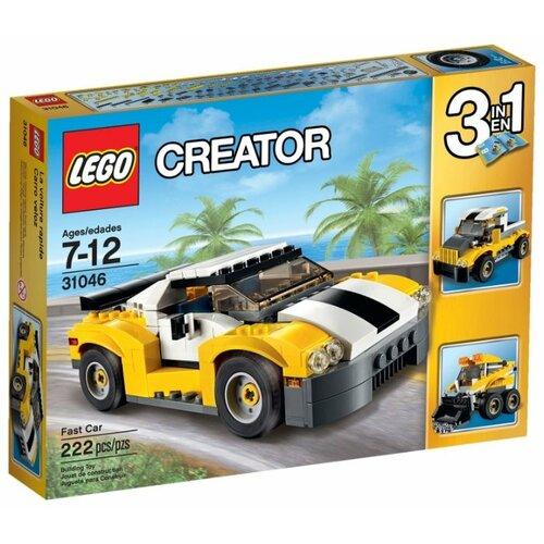 Фото - Конструктор LEGO Creator 31046 Большая скорость конструктор creator lego lego mp002xb0085w