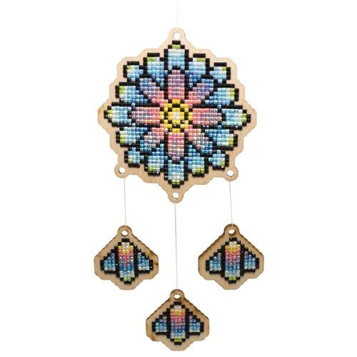 Купить Гранни Набор алмазной вышивки Ловец снов Калейдоскоп (W0324) 9.8х10.8 см, Алмазная вышивка