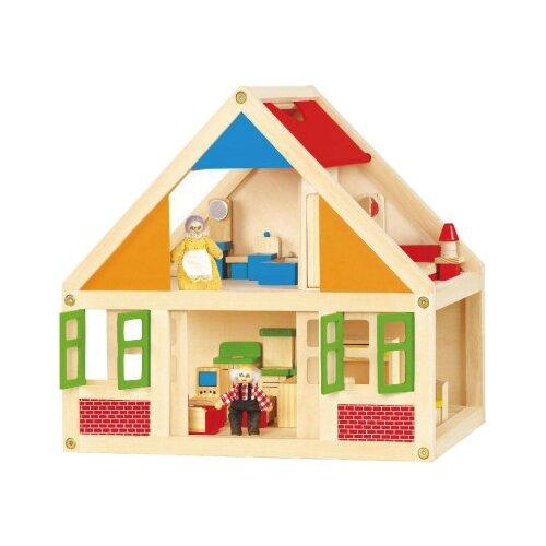 Купить Viga кукольный домик 56254, Кукольные домики
