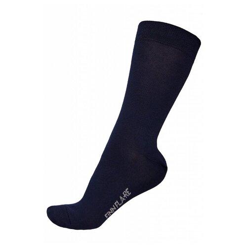 Носки FiNN FLARE B19-21130, размер XL, темно-синий