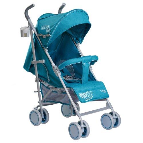 Купить Прогулочная коляска Liko Baby BT-109 City Style ECO волна, Коляски