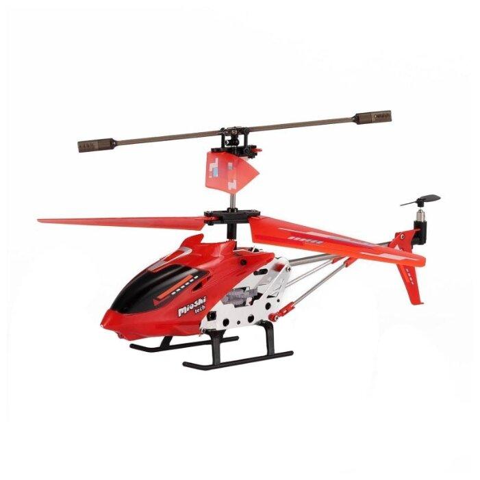 Вертолет Mioshi X22 (MTE1202-223) красный фото 1