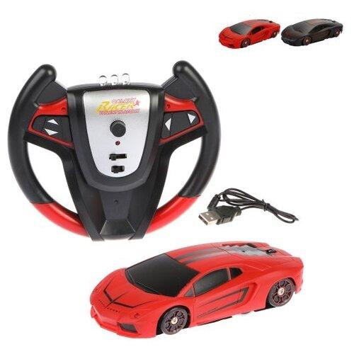 Купить Машина р/у Наша Игрушка Стенолаз, 4 канала, свет, аккумулятор, USB шнур (100992828), Наша игрушка, Радиоуправляемые игрушки