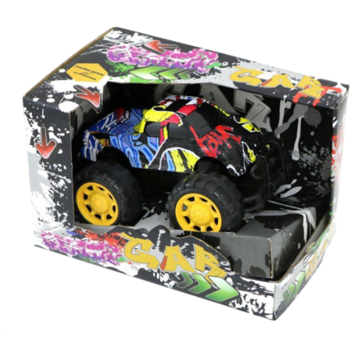 Купить Внедорожник Junfa toys WF-10 23.5 см черный, Машинки и техника
