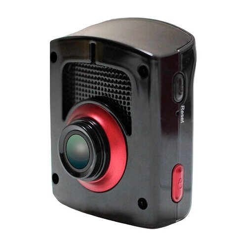 Видеорегистратор с радар-детектором Subini STR-825RU GPS ГЛОНАСС черный.