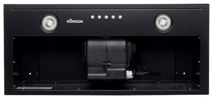 Встраиваемая вытяжка Konigin FlatBox Black 60