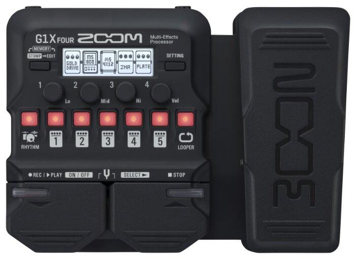 ZOOM Процессор эффектов G1X FOUR
