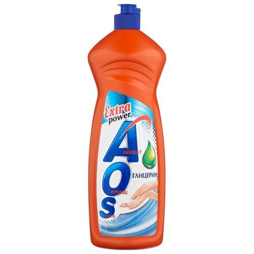 AOS Средство для мытья посуды Глицерин 0.9 кг