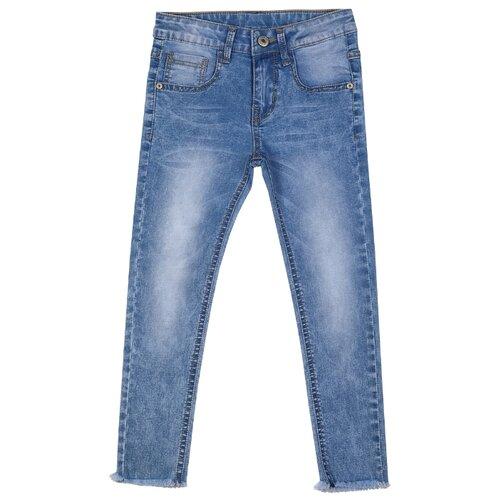 Джинсы Sweet Berry размер 92, голубойБрюки и шорты<br>