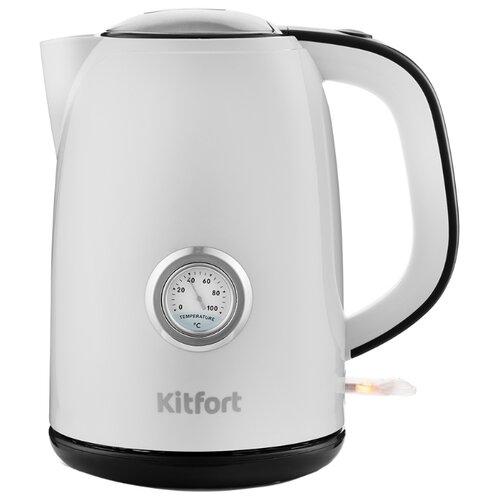 Чайник Kitfort КТ-685, белый