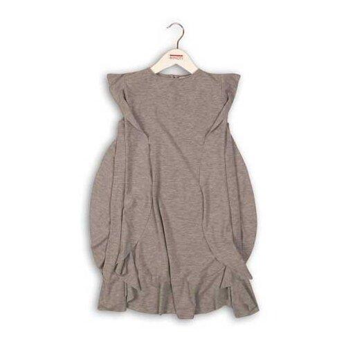 Платье Minoti размер 9-10 л, серый платье minoti размер 9 10 л черный