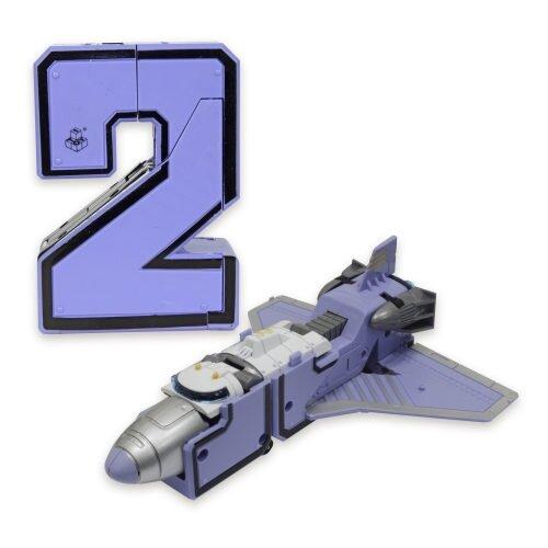 цена Трансформер 1 TOY Трансботы XL Боевой расчет - 2 - Парапланер фиолетовый онлайн в 2017 году