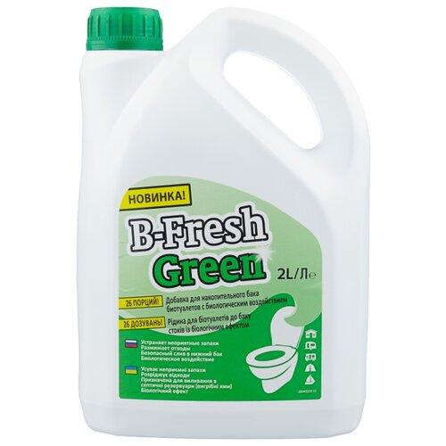 цена на Thetford Туалетная жидкость B-Fresh Green 2 л