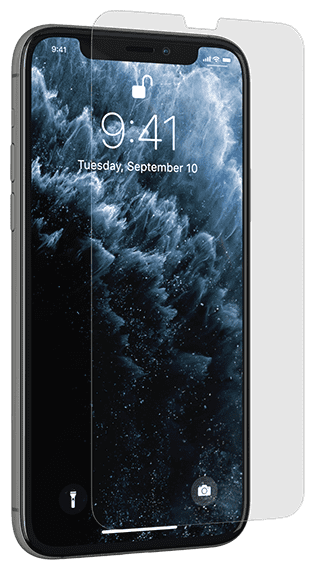 Защитное стекло uBear Flat Shield для Apple iPhone 11 прозрачный фото 1