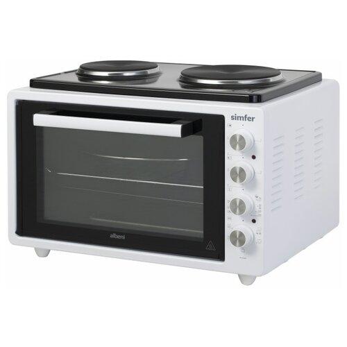 Мини-печь Simfer Albeni Plus M4242 белый