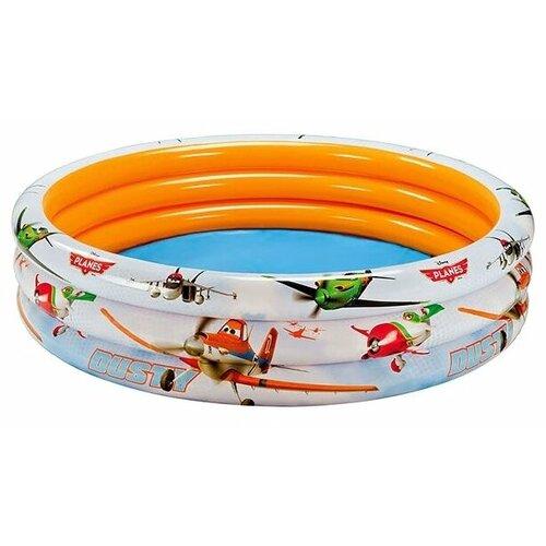 Детский бассейн Intex Planes Three Ring 58425 цена 2017